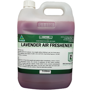 Air Freshener - Lavender - CBC Cleaning Products Pty Ltd.