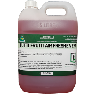 Air Freshener - Tutti Frutti - CBC Cleaning Products Pty Ltd.
