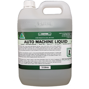 Automatic Dishwasher Machine Liquid - CBC Cleaning Products Pty Ltd.