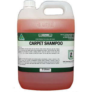 Carpet Shampoo - CBC Cleaning Products Pty Ltd.