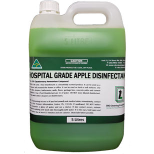 Hospital Grade Disinfectant - Apple - CBC Cleaning Products Pty Ltd.