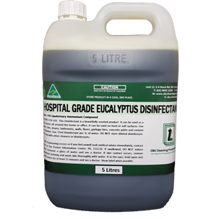 Hospital Grade Disinfectant - Eucalyptus - CBC Cleaning Products Pty Ltd.