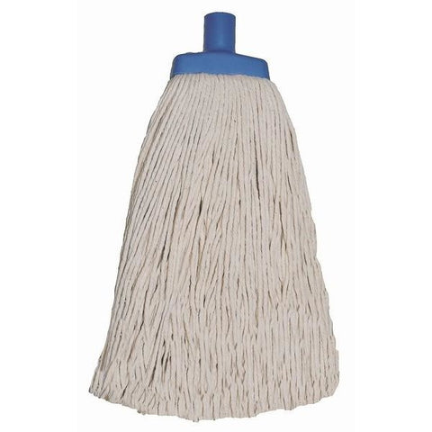 Mop Head - Edco Contractor Cotton Mop - CBC Cleaning Products Pty Ltd.