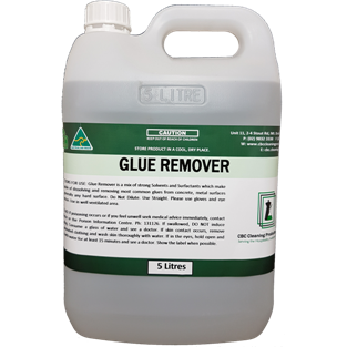 Glue Remover - CBC Cleaning Products Pty Ltd.