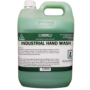 Liquid Hand Wash - Industrial - CBC Cleaning Products Pty Ltd.