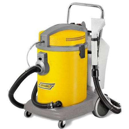 Ghibli 35L Spray Extractor / Wet & Dry Vac - CBC Cleaning Products Pty Ltd.