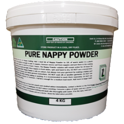 Pure Nappy Powder - CBC Cleaning Products Pty Ltd.