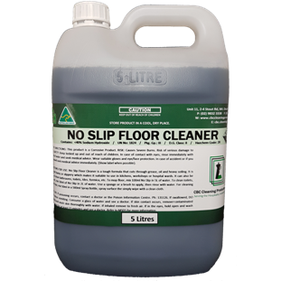No Slip Floor Cleaner - CBC Cleaning Products Pty Ltd.