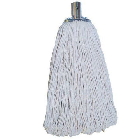 Mop Head - Edco Contractor Mop (Metal Ferrule) - CBC Cleaning Products Pty Ltd.
