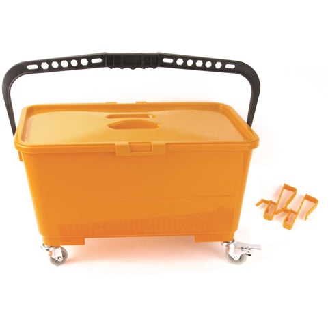 22L Window Bucket Kit - CBC Cleaning Products Pty Ltd.