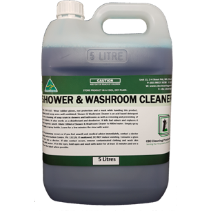 Shower & Washroom Cleaner - CBC Cleaning Products Pty Ltd.