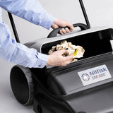 Nilfisk SM800 Manual Floor Sweeper - CBC Cleaning Products Pty Ltd.