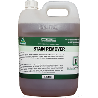 Stain Remover - CBC Cleaning Products Pty Ltd.