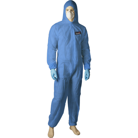 Coveralls - SMS, Type 5/6 - CBC Cleaning Products Pty Ltd.