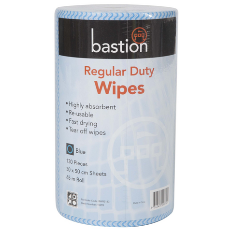 Wipes 65m - Regular Duty - CBC Cleaning Products Pty Ltd.