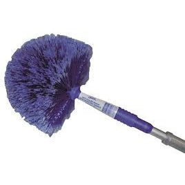 Soft Ceiling Brush with Telescopic Handle - CBC Cleaning Products Pty Ltd.
