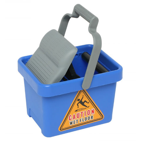 9L Handy Step Bucket - CBC Cleaning Products Pty Ltd.