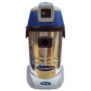 Cleanstar 30L Stainless Steel Wet & Dry Vac - CBC Cleaning Products Pty Ltd.