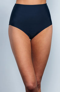 High Waisted - Navy - DM Fashion