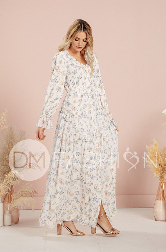 Juliette Spring Meadow Maxi - DM Exclusive - Nursing Friendly