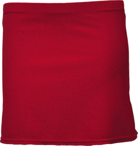 Tennis Skirt - Red - FINAL SALE - DM Fashion