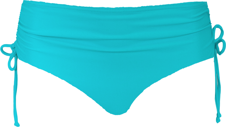 Ruched Bikini - Aqua - FINAL SALE - DM Fashion