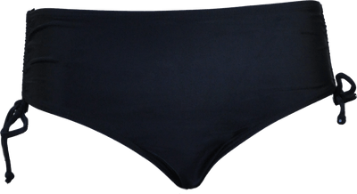 Ruched Bikini - Black - FINAL SALE - DM Fashion
