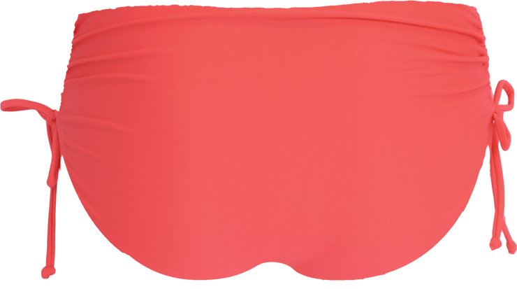 Ruched Bikini - Sunrise Coral - FINAL SALE - DM Fashion
