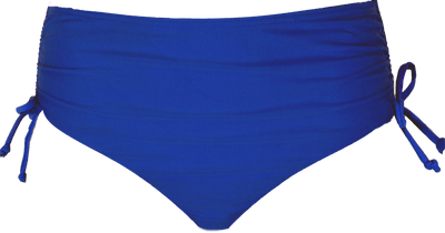 Ruched Bikini - Royal Blue - FINAL SALE - DM Fashion