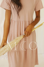 Kelsey Rose Dress - MCO