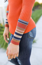 Samba High Neck Sweater