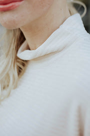 Knox Cream Sweater - FINAL SALE