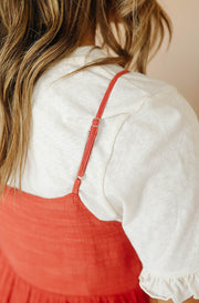 Young At Heart Rust Jumper - Nursing Friendly - Restocked