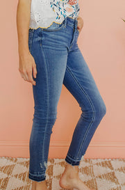 Good News Midrise Skinny Jeans