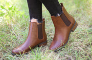 Uptown Brown Boots - FINAL SALE