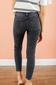 Full Moon Dark Gray Jeans