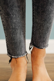 Ride Or Die Dark Gray Jeans