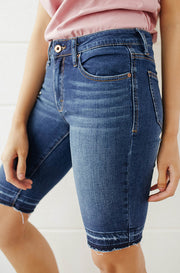 Summer Fling Denim Bermudas