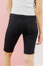 Keep It Fun Black Bermudas