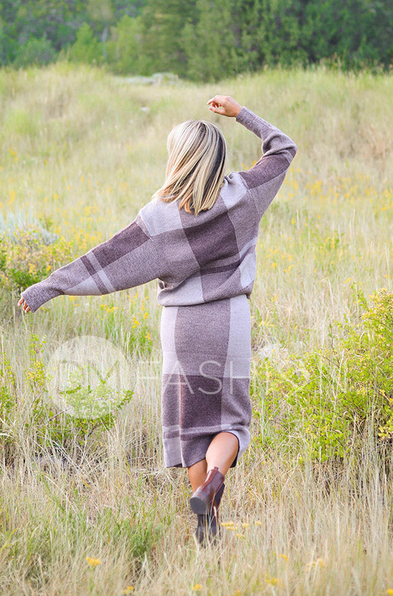 Twilight Woods Sweater Set
