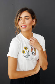 Reaching New Heights Wildflowers Top - Restocked