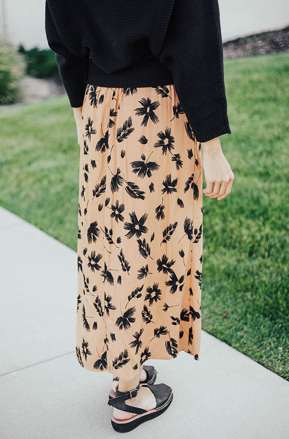 Mahogany Clove Skirt - FINAL SALE