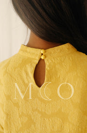 Minette Cornsilk Dress - MCO