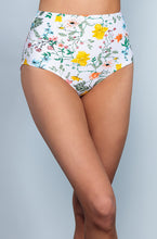High Waisted - Sunny May Floral - DM Fashion