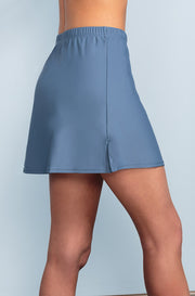 Tennis Skirt - Ash Blue - DM Fashion