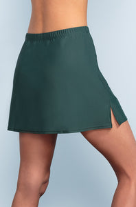 Tennis Skirt - Jasper Green - DM Fashion