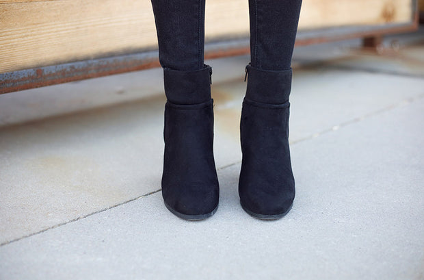 Passion Black Boots - FINAL SALE