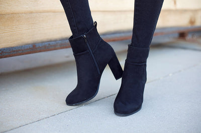 Passion Black Boots