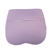Banded Midrise - Purple Stripe - FINAL SALE - DM Fashion