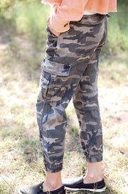 Dylan Camo Joggers
